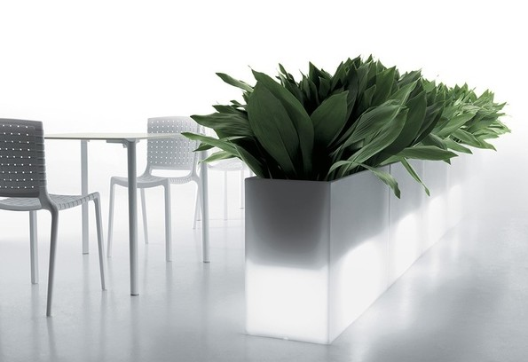 Maceteros de diseño - Muebles Lluesma - Pedrali.
