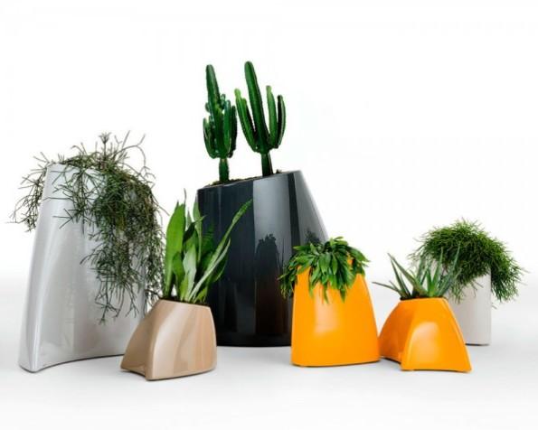 Maceteros de diseño - Muebles Lluesma - Myyour