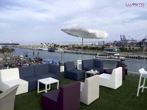 Muebles Blue Marina - Lluesma