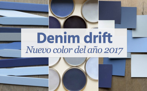 Denim drift - El color del 2107