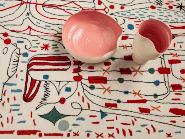 Nanimarquina - alfombras de diseño - Lluesma
