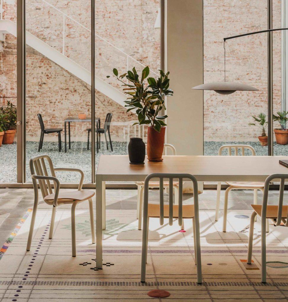 sillas de comedor mobles 114