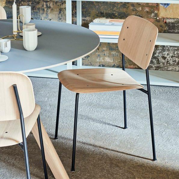 sillas de comedor soft edge 10 hay
