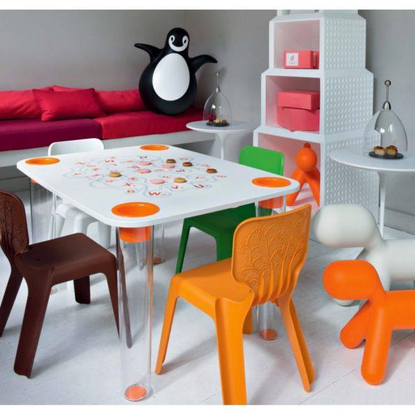 regalos de diseño para Navidad magis puppy silla