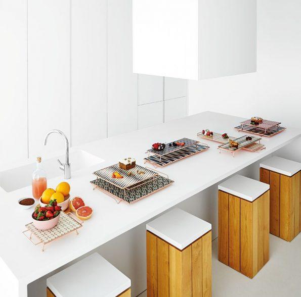 campana de cocina complementos modernos cocina