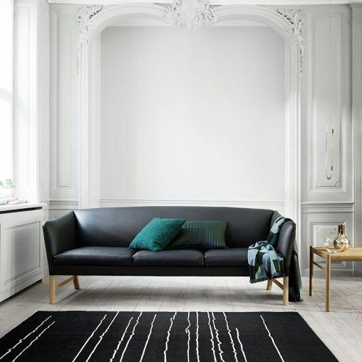 ¿Cómo limpiar un sofá de piel?