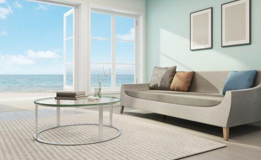 muebles de apartamentos de verano
