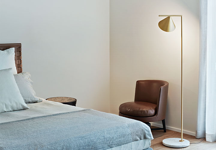 rebajas en muebles de diseño flint flos