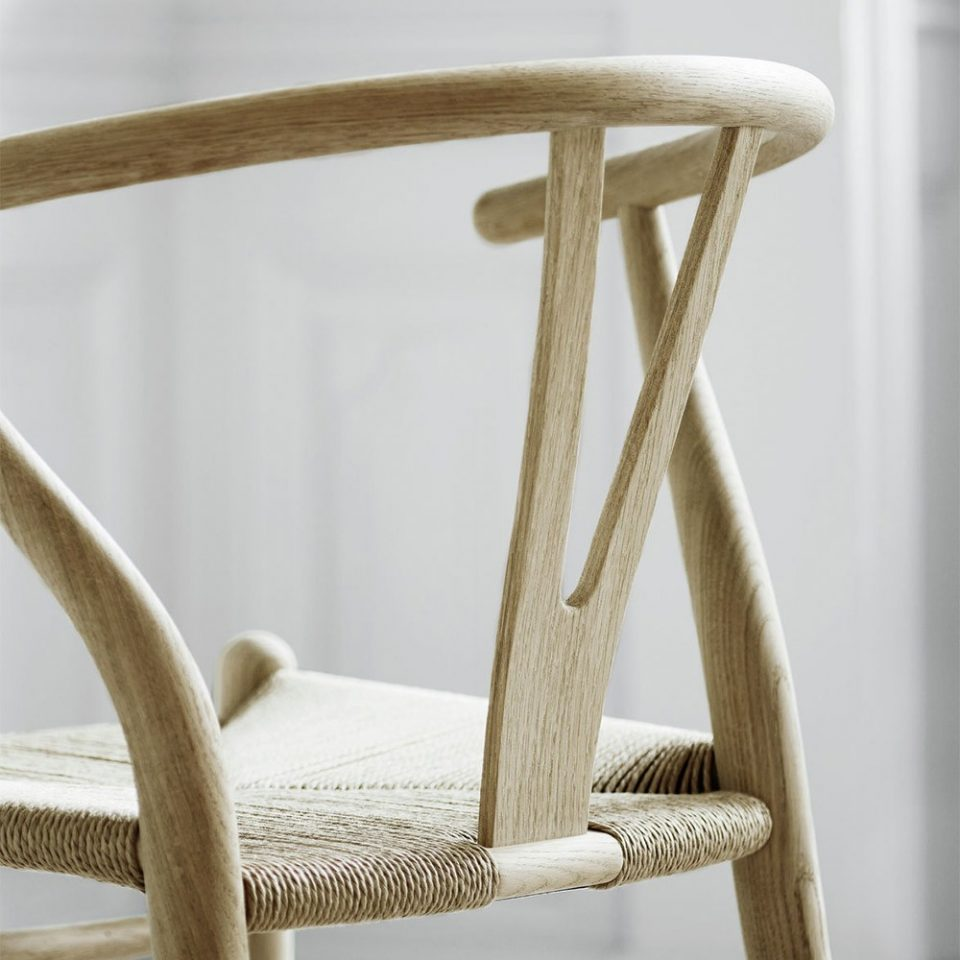 Silla CH24 Wishbone Classic. Carl Hansen and Son