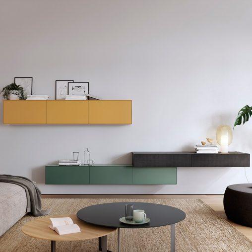 muebles en suspensión para comedor