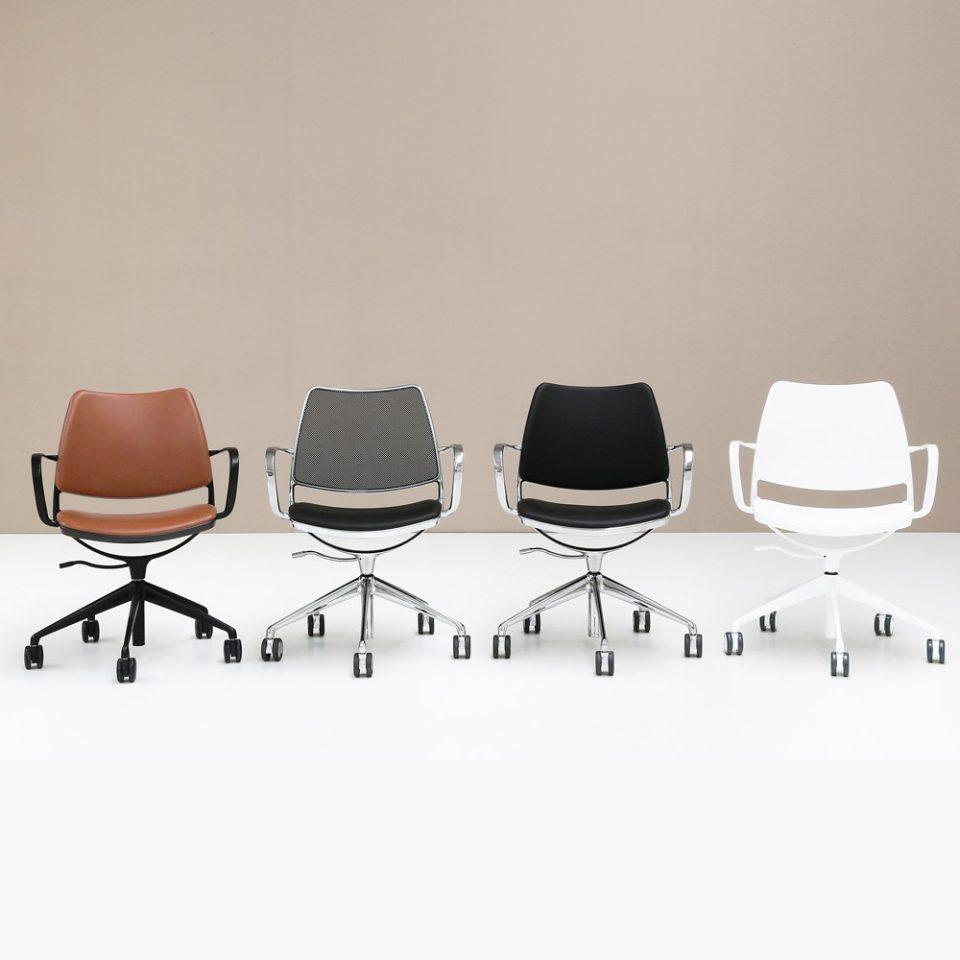 escoger una silla de oficina