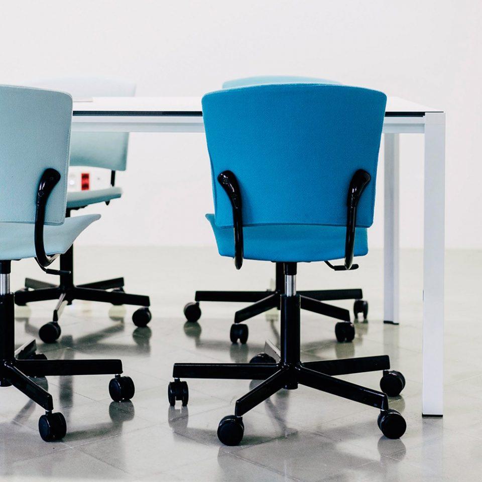 como escoger la silla de oficina