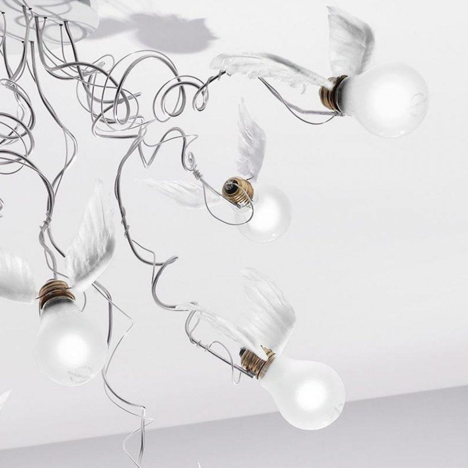 lámpara de Ingor Maurer