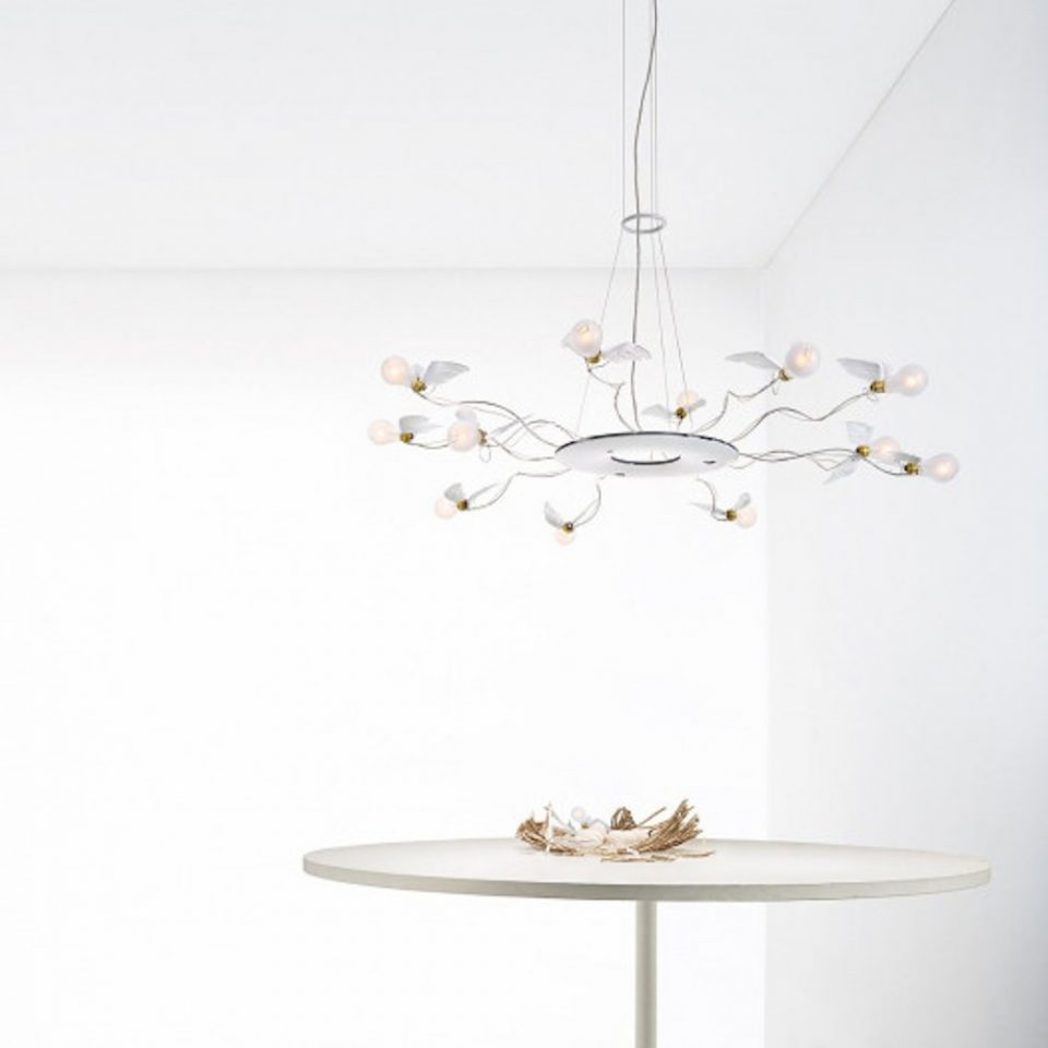 iluminación moderna y de diseño
