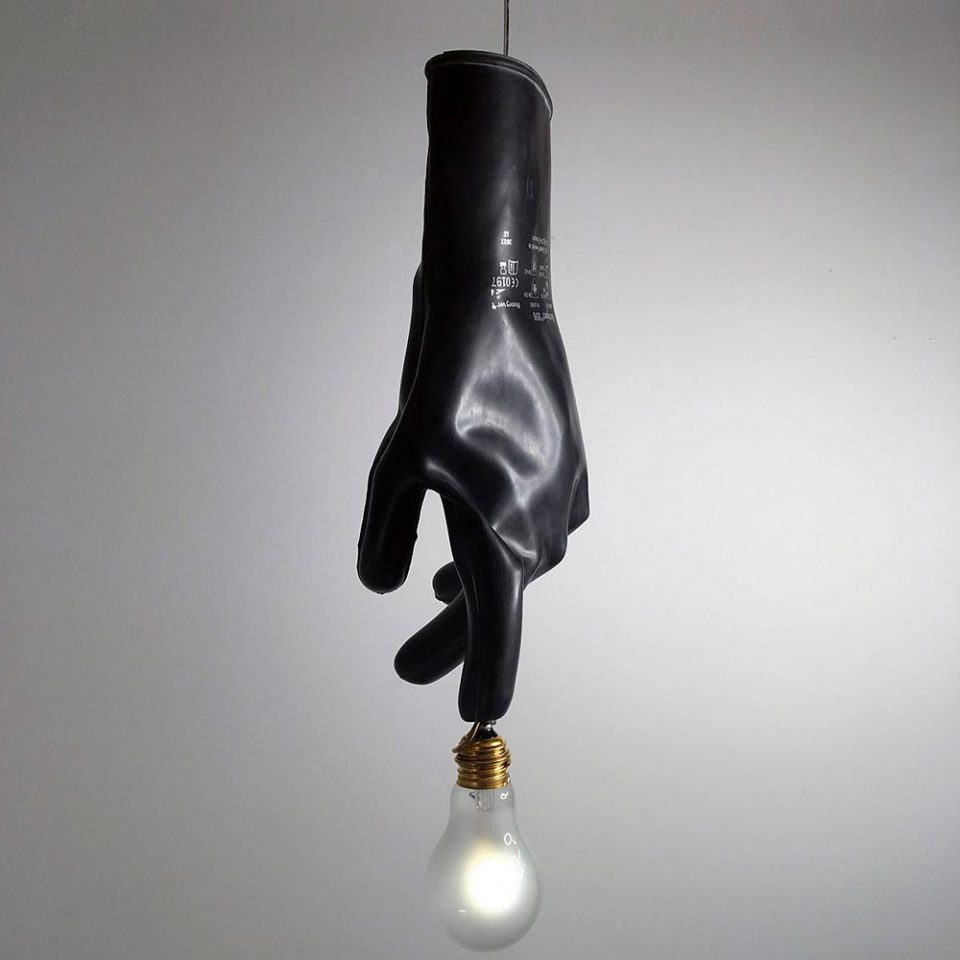 lámpara lucy ingor maurer