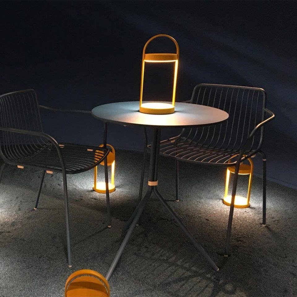 lamparas para jardin mçoviles