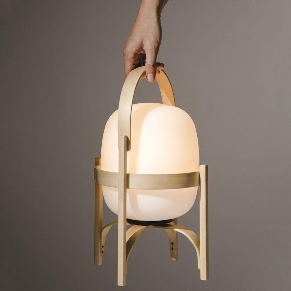 lámparas de batería
