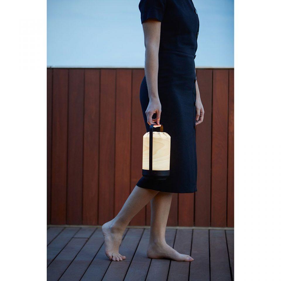 lámpara inalámbrica