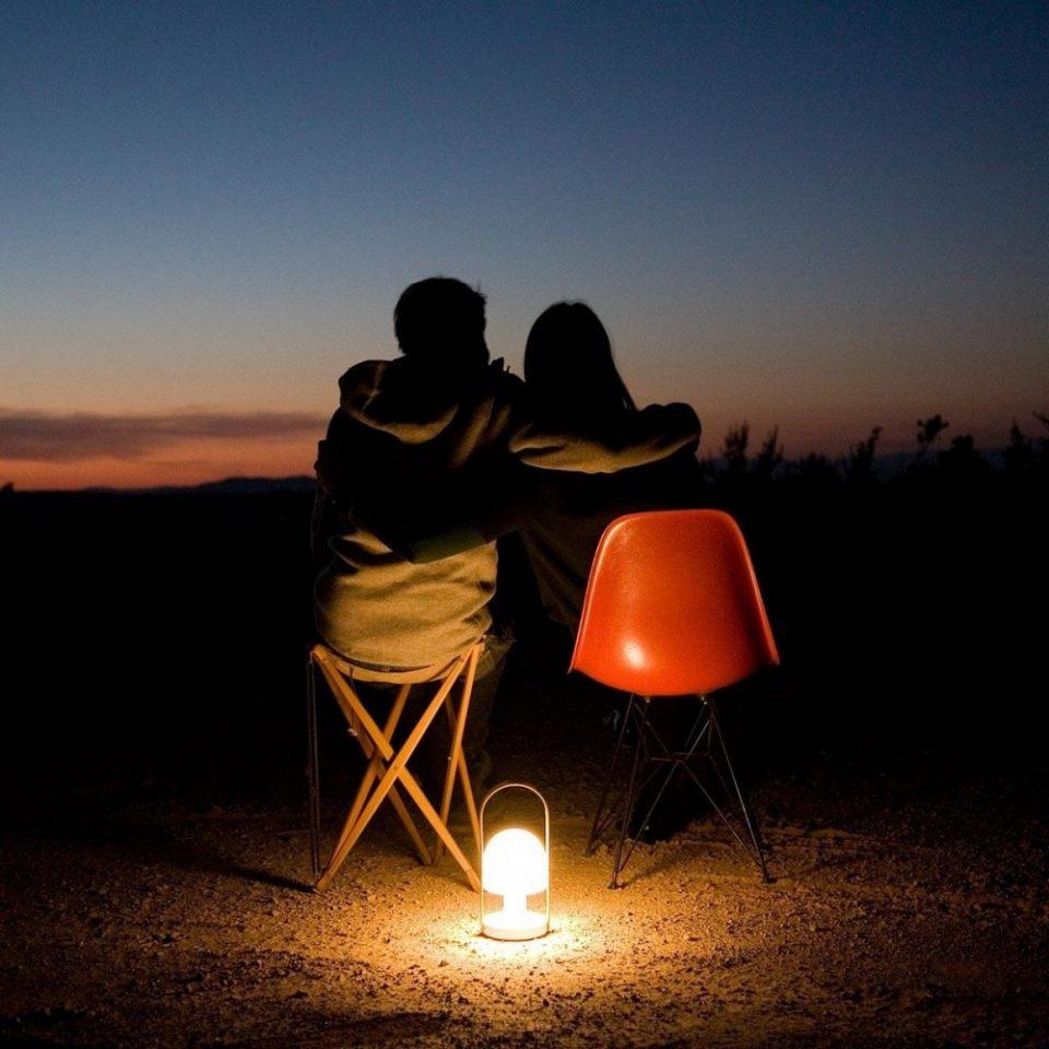 lamparas con bateria para acampadas y caravanas