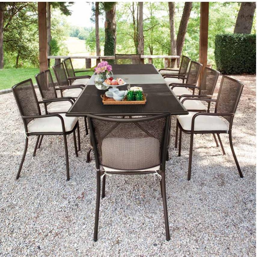 Qué mesa de jardin extensible comprar