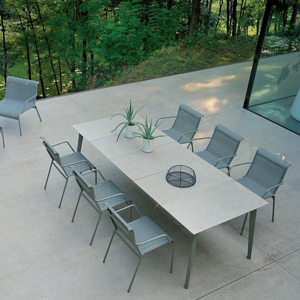 Qué mesa de jardín extensible comprar