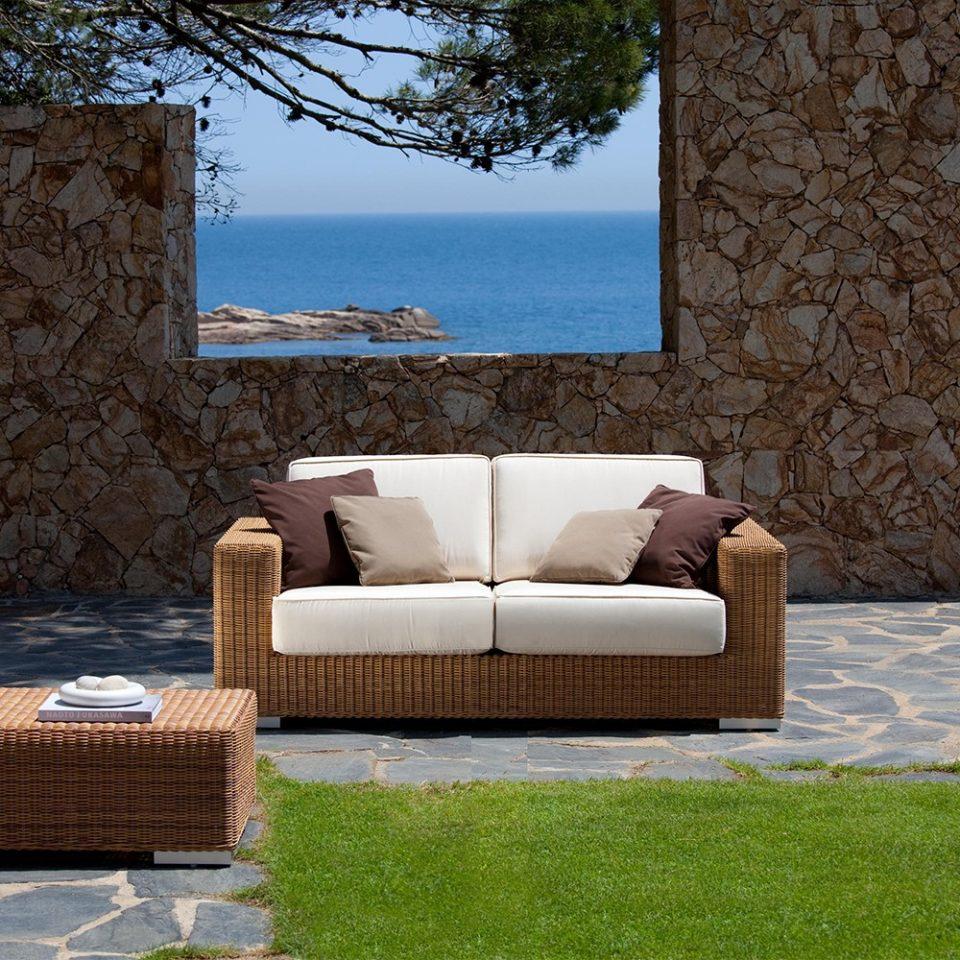 sofa para terraza o jardín