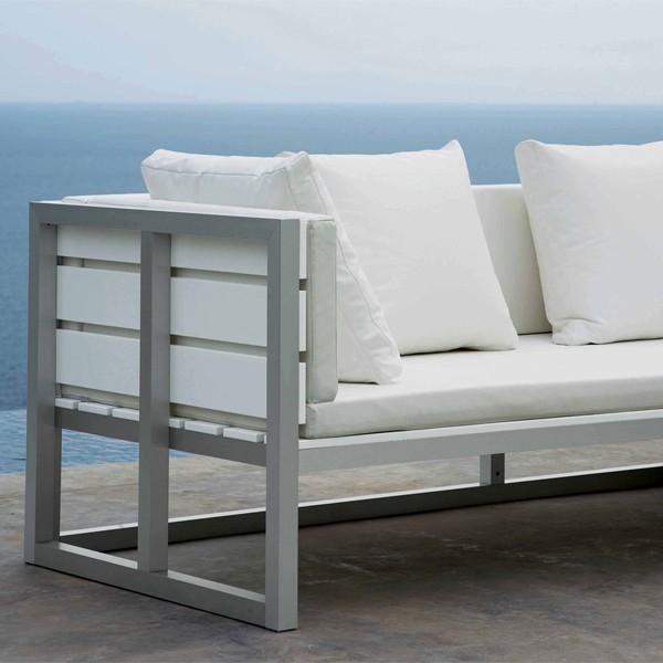 5 ideas de sofas cómodos para terrazas