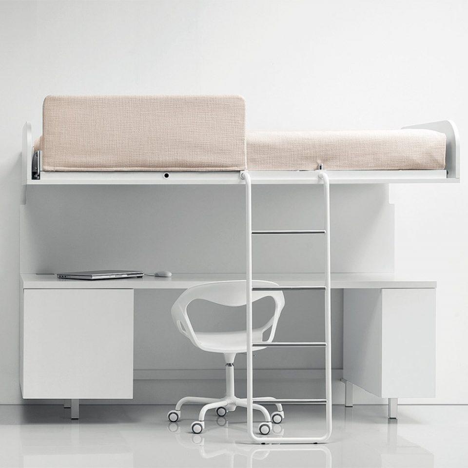 cama abatible con escritorio TommieJerri