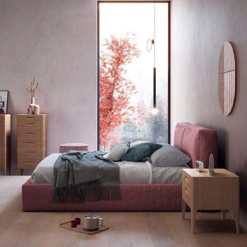 cama perfecta para dormitorio