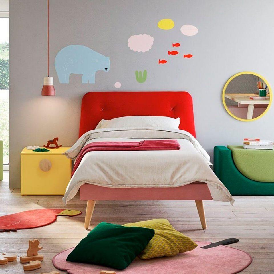 tipos de cama para dormitorio