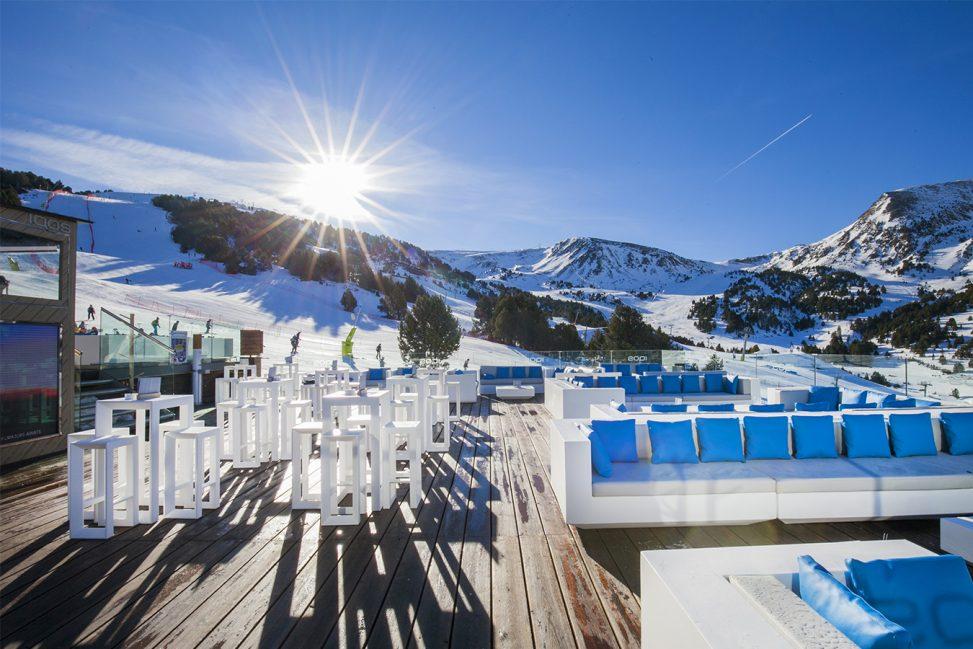 terrazas de invierno