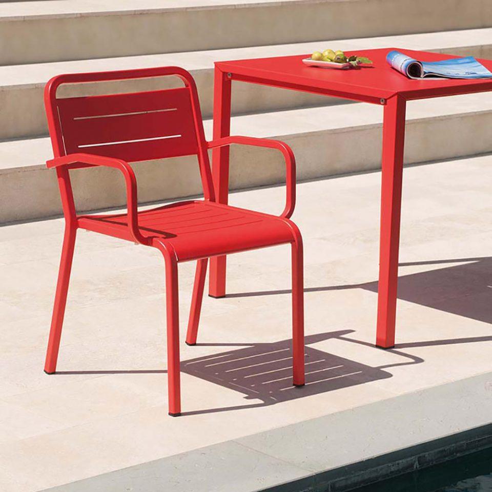 muebles de terraza para invierno