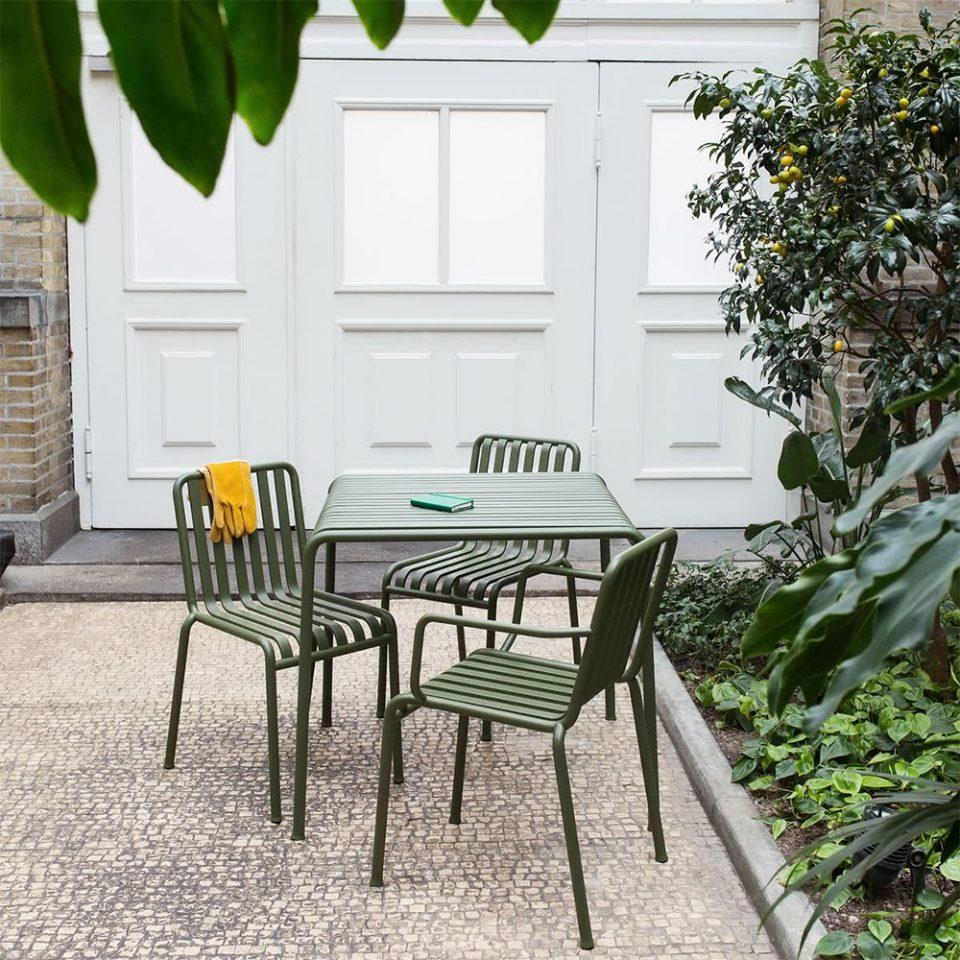 muebles de exterior para invierno