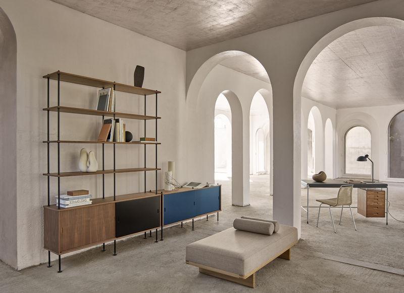 mueble por módulos