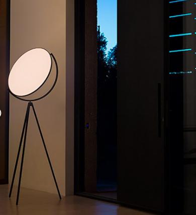 lampara de flos diseño de jasper morrison