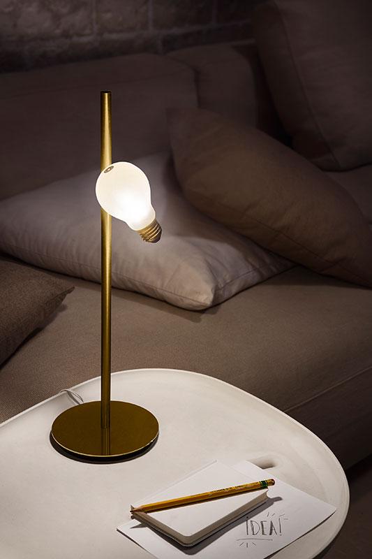 sorteo lámpara
