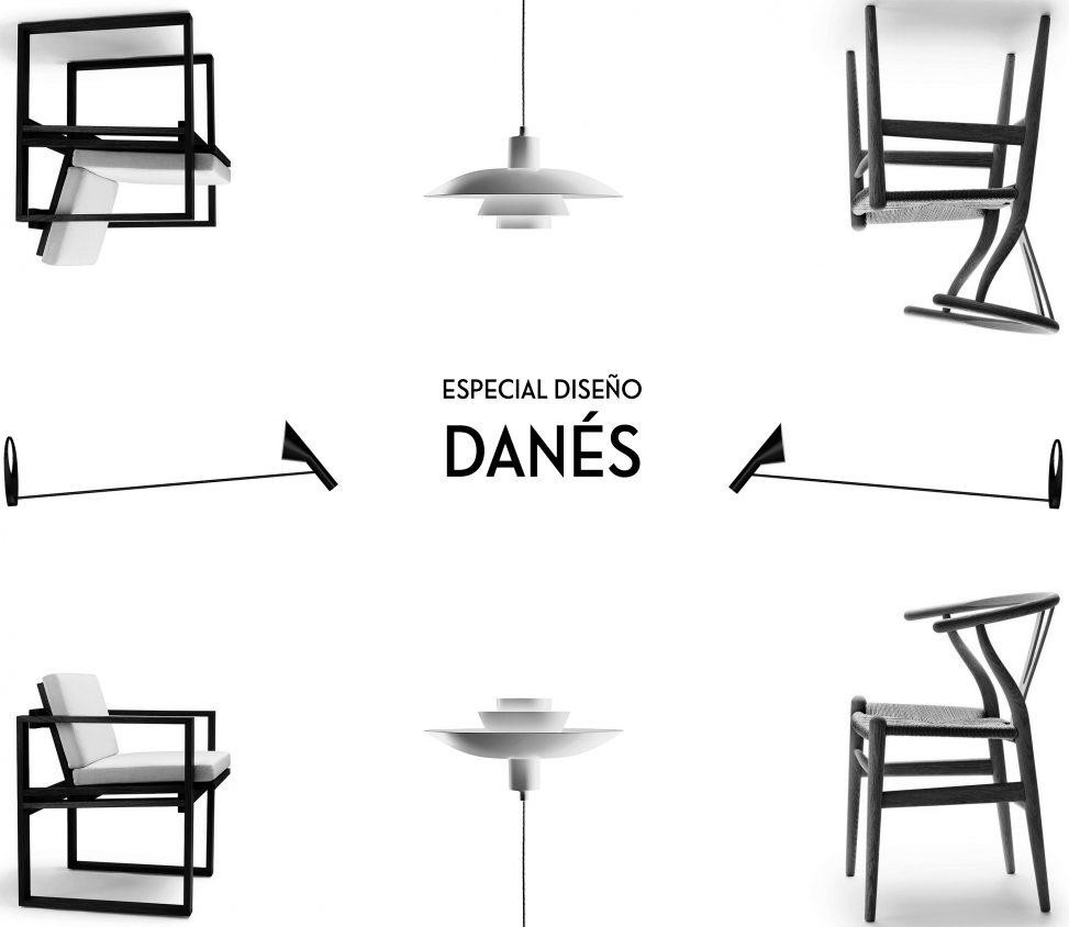 el diseño danés moderno