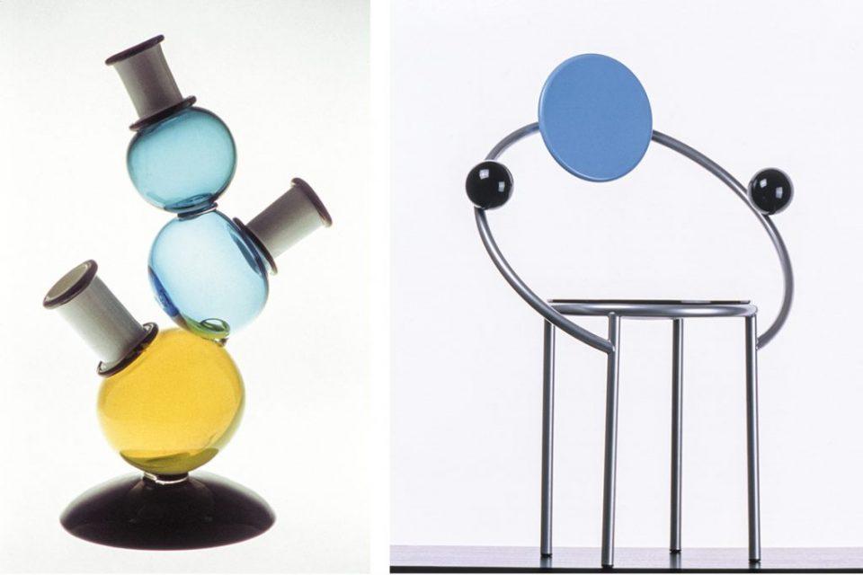 de lucchi y sus objetos geométricos