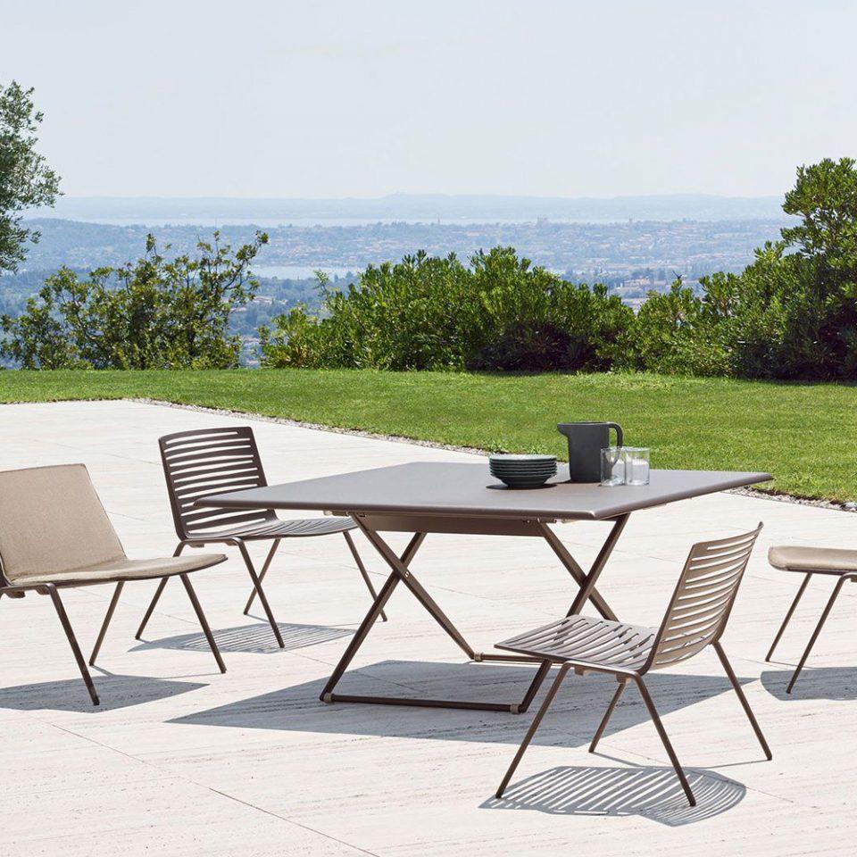 muebles para jardín fast
