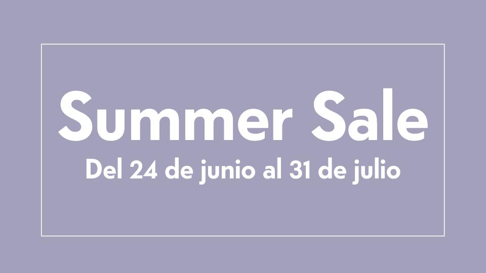summer sale lluesma