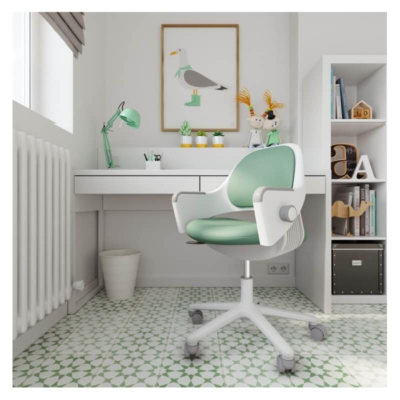 silla ergonómica para niños
