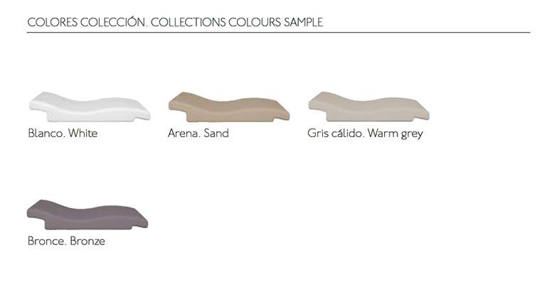 Coleccion plastic de gandia blasco