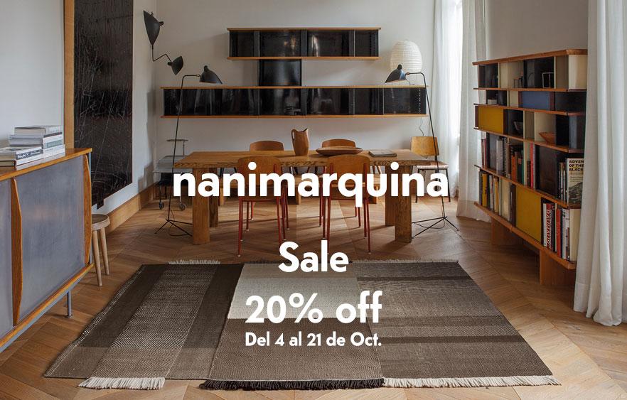 Alfombras de nanimarquina for Outlet muebles de diseno online
