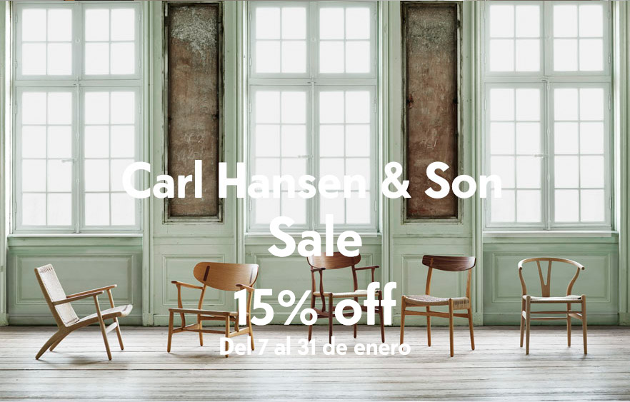 Muebles de Carl Hansen and Son