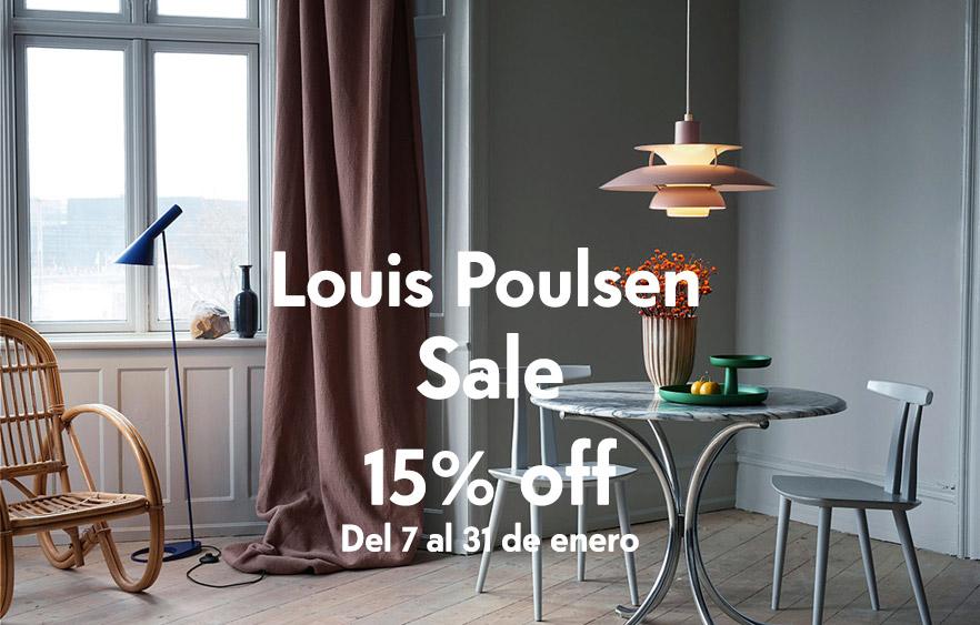 Lámparas de Louis Poulsen