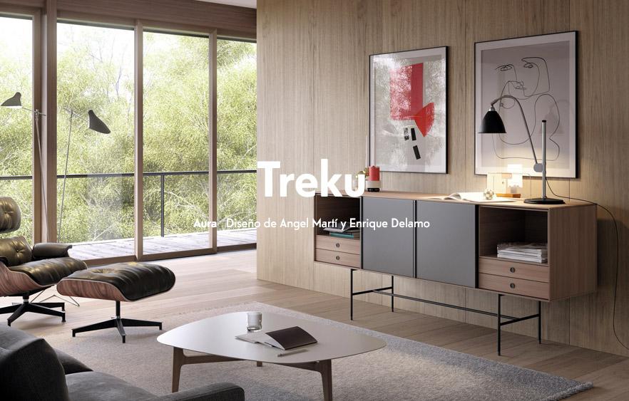 Muebles de dise o de treku for Outlet muebles de diseno online