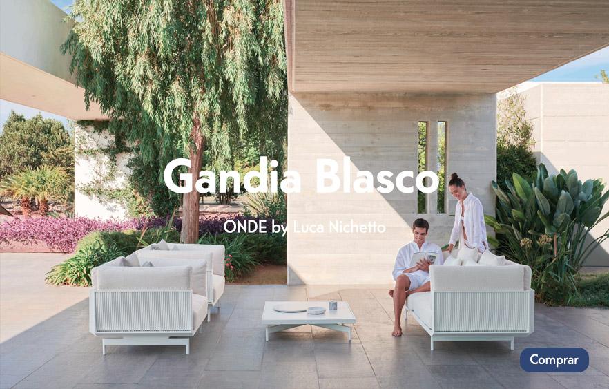 Muebles de Exterior de Gandia Blasco