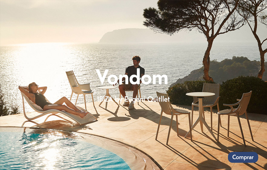 Muebles de Exterior de Vondom