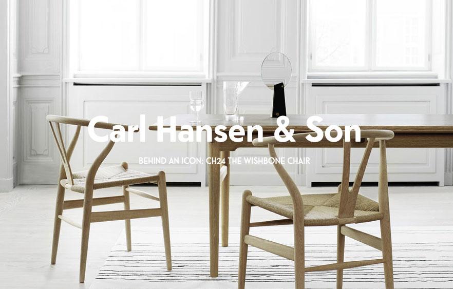 Silla de Carl Hansen