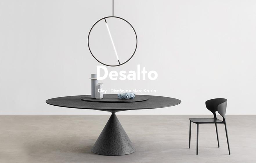 Mobiliario de diseño italiano Desalto